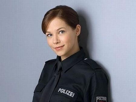 Cảnh sát Đức.