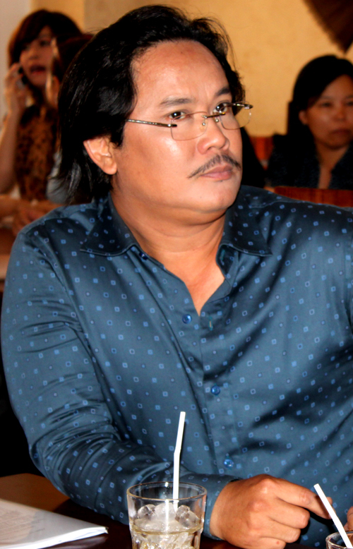 Diễn viên Công Hậu cũng góp mặt trong phim 'Dương cầm.