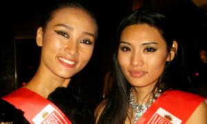 Huyền Trang là Người mẫu xuất sắc châu Á