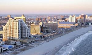 Thành phố xinh đẹp ven biển
