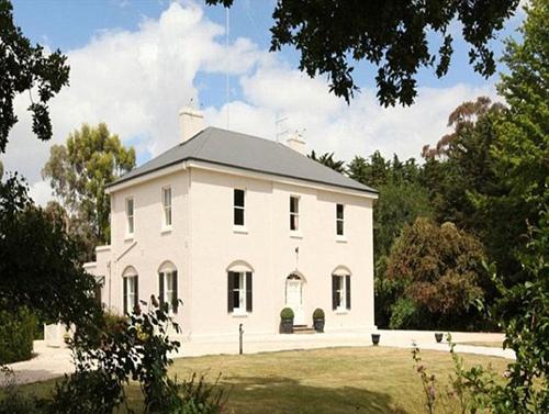 Ngôi nhà cổ kính vốn được xây dựng từ năm 1839.