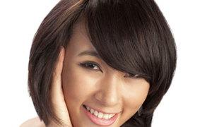Huyền Trang 'biến hóa' cùng tóc