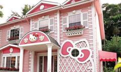 Ngôi nhà Hello Kitty