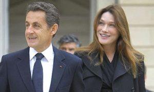 Phu nhân Tổng thống Pháp mệt mỏi vì mang bầu