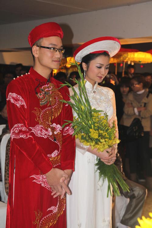 Sau đám cưới, Diệu Hương sẽ tạm xa các hoạt động phim ảnh trong một thời gian để sinh con và vun vén cho gia đình.