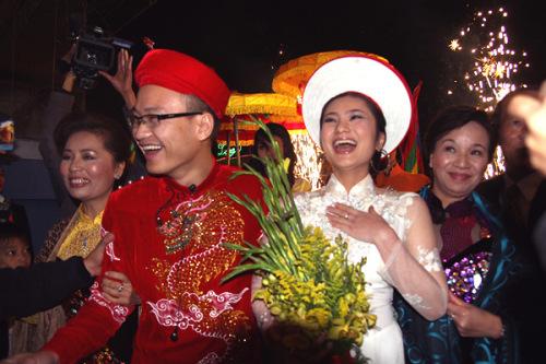 Không chỉ hạnh phúc vì cùng nhau xây tổ ấm mà Diệu Hương cũng sắp được làm mẹ. Bé Chuối Đậu - nickname mà hai vợ chồng đặt cho con - đã được 3 tháng