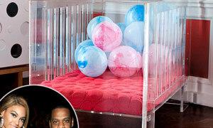 Cũi cho con gái Beyonce giá 3.500 USD