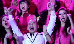 Đội Phan Đinh Tùng về nhất Hợp ca Tranh tài