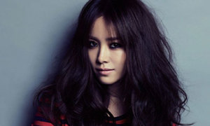 Han Ji Min mắt huyền quyến rũ