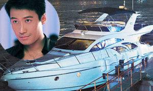 Du thuyền đắt giá Lê Minh tặng vợ