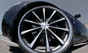 Bộ sưu tập vành độ trên xế hộp hạng sang Maserati