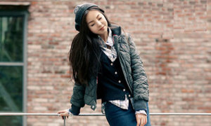 Sohee của Wonder Girls dịu dàng đón thu sang