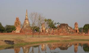 Tour tham quan thành cổ Ayuthaya giá rẻ
