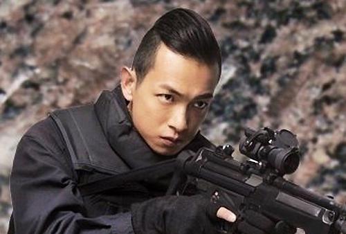 Lương Liệt Duy trong một bộ phim TVB. Ảnh: ON.