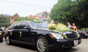 Đám cưới khủng của thiếu gia 9X Ninh Bình