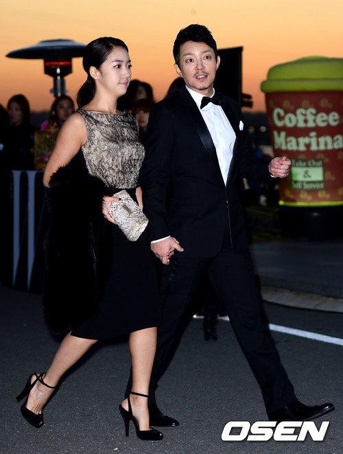 Vợ chồng Lee Bum Soo.