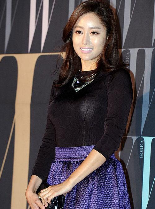 Người đẹp Jeon Hye Bin.