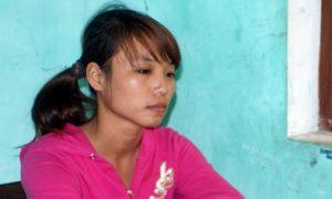 Thiếu nữ 22 tuổi đi cướp vàng