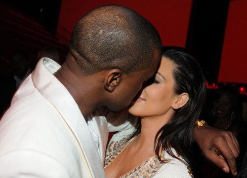 Kim Kardashian và Kanye West