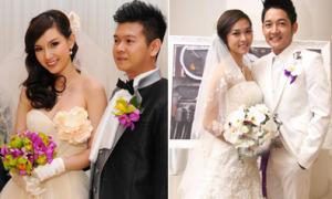 Váy cưới đẹp nhất của hotgirl Việt năm 2012