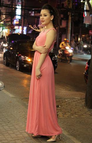 Model: Lương Nguyễn, Thạch Trần; Make up: Den; Photographer: Huy