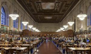 Để lại 20 triệu USD cho thư viện và công viên