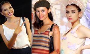 'Người mẫu của năm' so tài catwalk