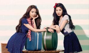 Seo Hyun, Soo Young của SNSD nhí nhảnh đón hè