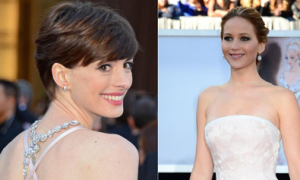'Vũ khí' làm đẹp của sao ở Oscar 2013