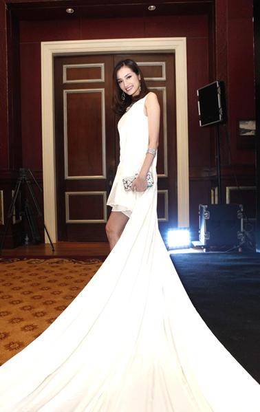Hoa hậu Thời trang Trúc Diễm
