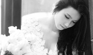 Nét u buồn của người đẹp Lương Giang