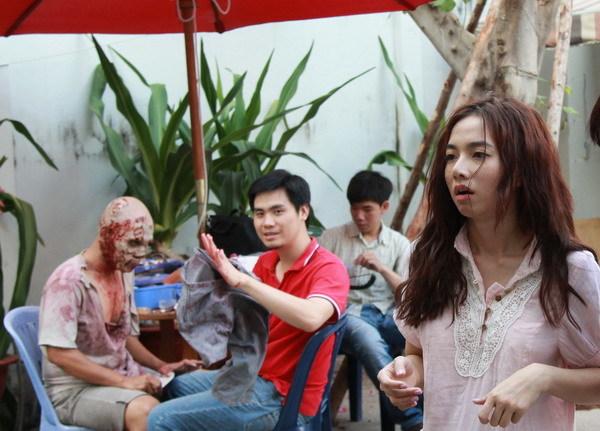 Anh cũng cho biết rằng kịch bản được Việt hóa để phù hợp với bối cảnh và phong cách diện ảnh Việt Nam.