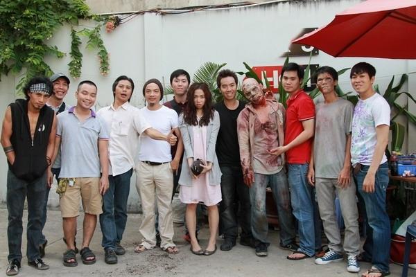 """""""Zombie biết yêu"""" phiên bản Việt sẽ quay trong vòng một tháng. Sau đó sẽ hậu kỳ tại Mỹ và dự kiến sẽ ra mắt khán giả trong dịp Giáng Sinh Noel 2013."""