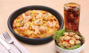 Thực đơn 'Quá đã' tại Pizza Hut