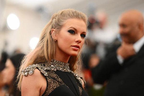 Ca sĩ Taylor Swift.