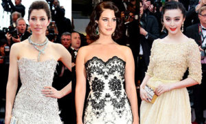 10 bộ váy đẹp nhất thảm đỏ Cannes trong tuần