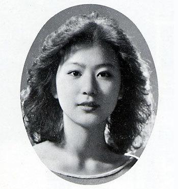 Hoa hậu Hàn năm 1980.