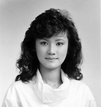 Hoa hậu Hàn năm 1982.