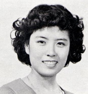 Hoa hậu Hàn năm 1976.