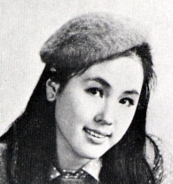 Hoa hậu Hàn năm 1977.