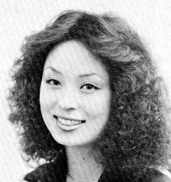 Hoa hậu Hàn năm 1978.