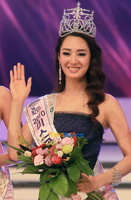 Hoa hậu Hàn 2010