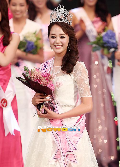 Tân Hoa hậu Hàn