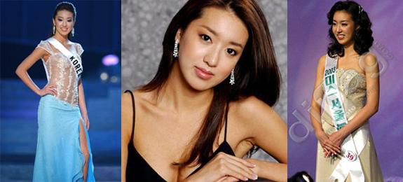 Miss Korea 2003, Choi Yoon Young.