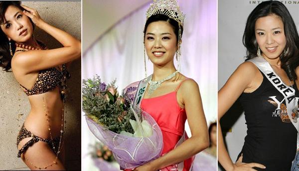 Miss Korea 2006 Kim Joo Hee.