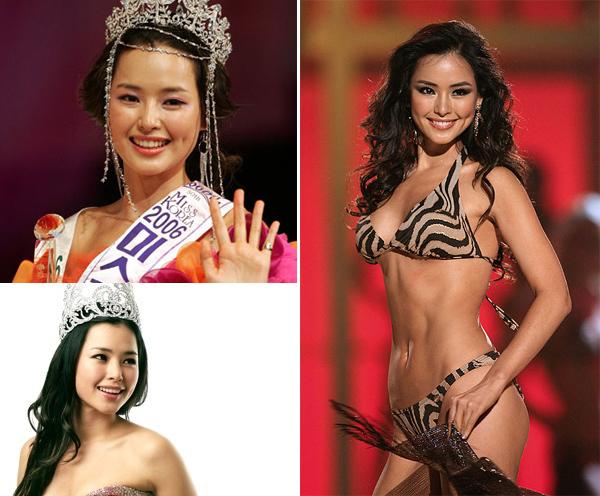 Miss Korea 2007.