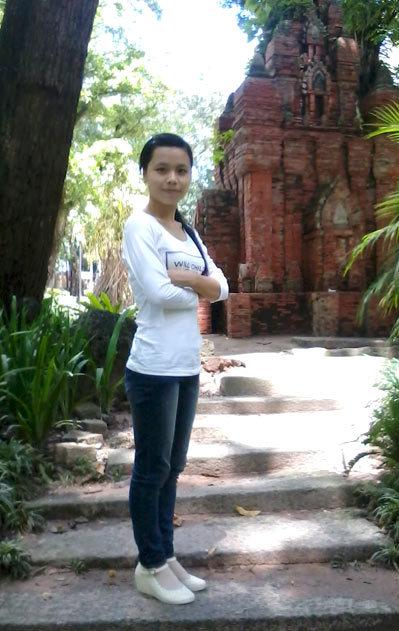 Độc giả Lê Ngọc Anh.