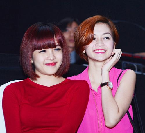 Hai chị em Thiều Bảo Trang - Thiều Bảo Trâm lần đầu có ca khúc lọt vào Bài hát yêu thích.