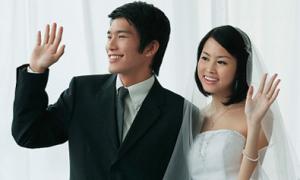 Tổ chức đám cưới vắng cha mẹ