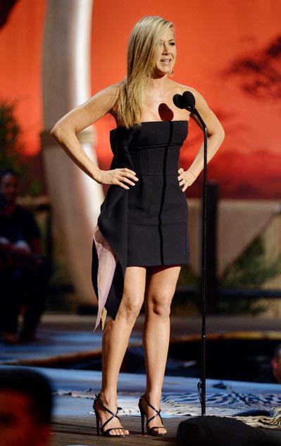 Mẫu váy ngắn này từng được nữ diễn viên Jennifer Aniston.